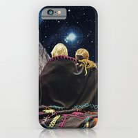 iPhone & iPod Case featuring SLEEPLESS by Beth Hoeckel Collage & Design