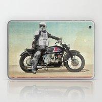 Looking for the drones, VW Scout Trooper Motorbike Laptop & iPad Skin