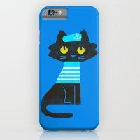Fitz - Sailor Cat iPhone 6 Slim Case