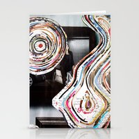 how to read a magazine 5 Stationery Cards