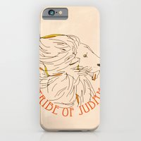 iPhone & iPod Case featuring Judah by Raquel Serene