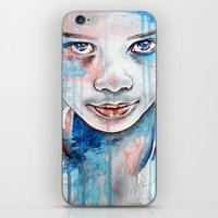 When The Rain Washes You… iPhone & iPod Skin