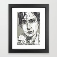 John Mausterpiece Framed Art Print