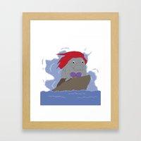 Sea Dreams Framed Art Print