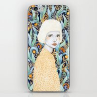 Emilia iPhone & iPod Skin