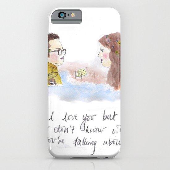 Sam and Suzy, Moonrise Kingdom iPhone & iPod Case