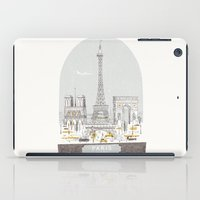 Petit Belle iPad Case