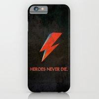 Heroes Never Die - for iphone iPhone 6 Slim Case
