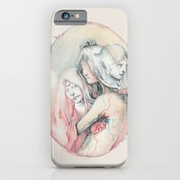 iPhone & iPod Case featuring 14/02 : Love is a hate and a lie by Sasita Samarnpharb