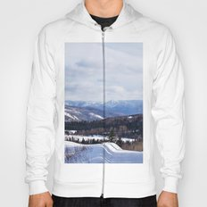 Gaspesie in Winter Hoody