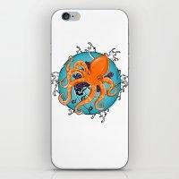 Hexapus Ink 2 iPhone & iPod Skin