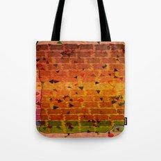 Relaxing Pattern Tote Bag