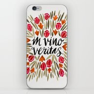 In Wine, There Is Truth … iPhone & iPod Skin