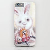 Ester and Bunny iPhone 6 Slim Case
