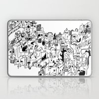 CONFLICTS Laptop & iPad Skin