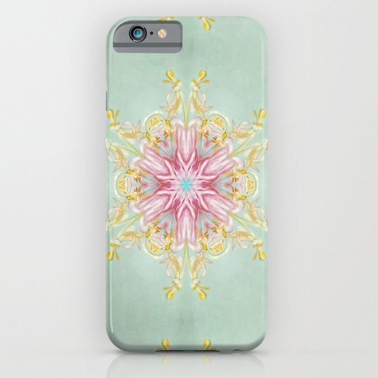 aging beauty (pattern/pillow) iPhone & iPod Case