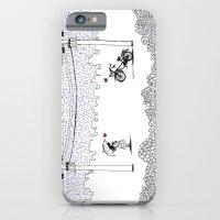 Little Love Story iPhone 6 Slim Case