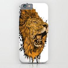 Golden Lion iPhone 6 Slim Case
