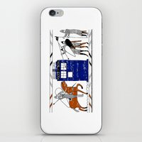 Nocens Lupus (Bad Wolf) iPhone & iPod Skin