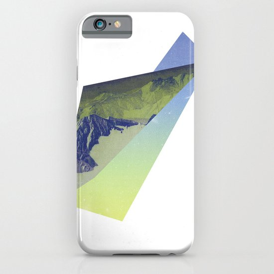 Triangle Mountains iPhone & iPod Case
