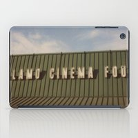 Alamo Drafthouse Village iPad Case