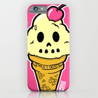 Sweet Death iPhone 6 Slim Case