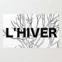 L'HIVER Rug