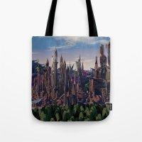 Rise of Ruin Tote Bag