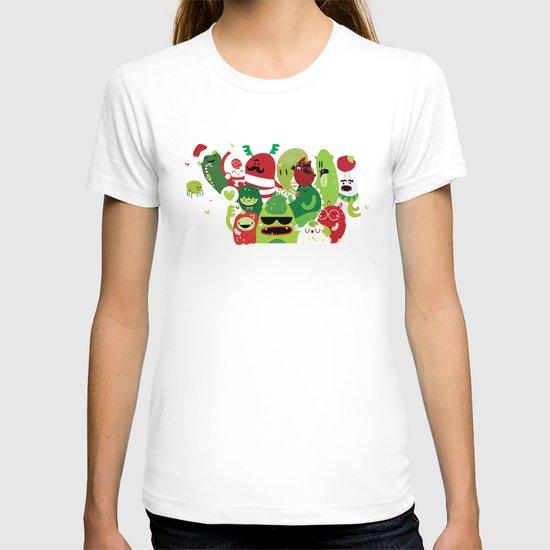 Xmas monsters T-shirt