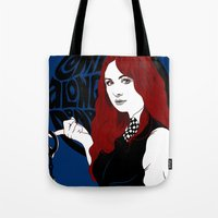 Come Along Pond Tote Bag