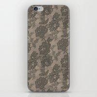 VINTAGE LACE I iPhone & iPod Skin