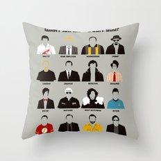 TV series Throw Pillow