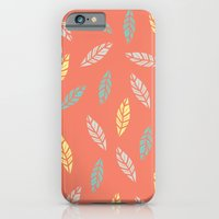 Fall Feathers iPhone 6 Slim Case