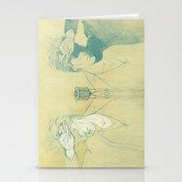 Jeff Buckley. Stationery Cards