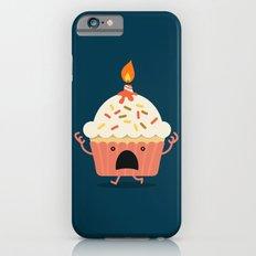 Cupcake on fire Slim Case iPhone 6s