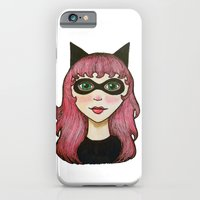 iPhone & iPod Case featuring Faye by Feral Doe