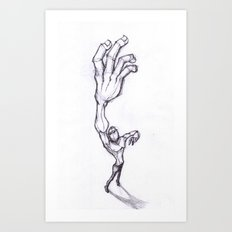 Tipito I Art Print