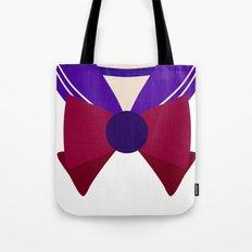 Sailor Saturn Bow Tote Bag