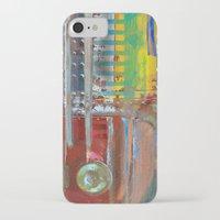 car iPhone & iPod Cases featuring Car by Fernando Vieira