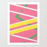 Hoverboard Art Print