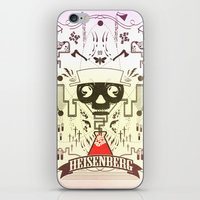It's All In The Chemistr… iPhone & iPod Skin