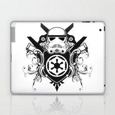 Storm Trooper Coat of Arms Laptop & iPad Skin