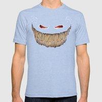 The London Prowler 7 Mens Fitted Tee Tri-Blue SMALL