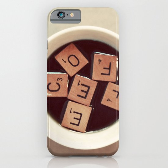 COFFEE iPhone & iPod Case