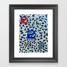 ttwwoo Framed Art Print