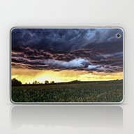 Light At The End Of The … Laptop & iPad Skin