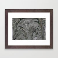 Sense And Motion Framed Art Print