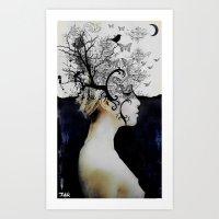 I Will Grow Art Print