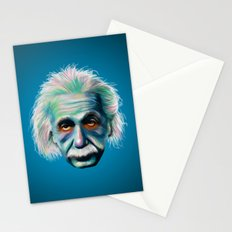 Colorful Einstein Stationery Cards