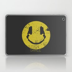 Music Smile Laptop & iPad Skin